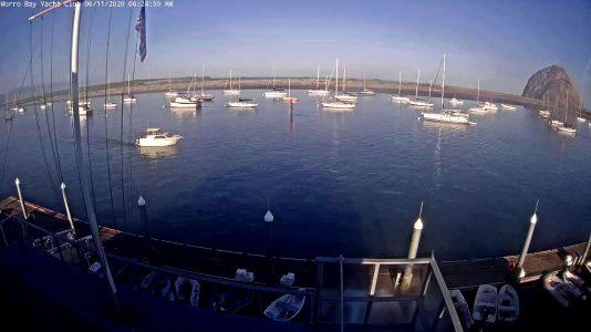 Morro Bay Yacht Club-Live Cam
